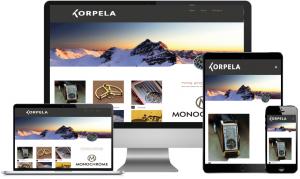 Atelier Korpela powered by Centifa Webdesign Bern