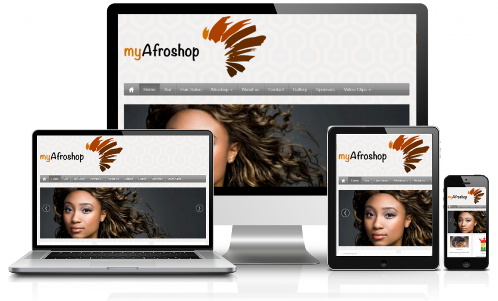myafroshop.ch powered by Centifa Webdesign Bern