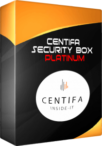 Retro Logo powered by Centifa Webdesign Bern